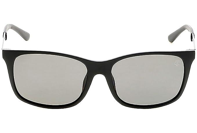 Gafas de sol polarizadas Timberland TB9095 C56 02D (matte black / smoke polarized)