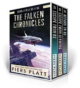 The Falken Chronicles: The Complete Trilogy by [Platt, Piers]