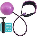 Empower Skip Fit Cardio Fitness Jump Rope Workout Alternative, Fat Burning, Lower Body Toning, Balance, Agility