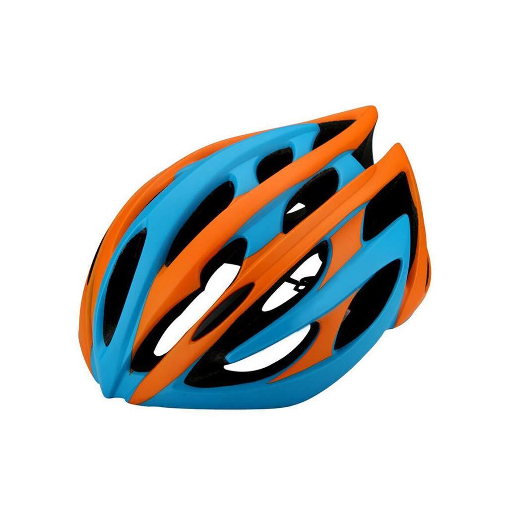 福袋 自転車ヘルメット -、ロードマウンテンバイクヘルメット調整可能な軽量アダルトヘルメットバイクレーシングセーフティキャップ - ワンボディフォーミング Orange B07NJSSCXK Orange Orange Orange, 子供時代:2926b126 --- a0267596.xsph.ru