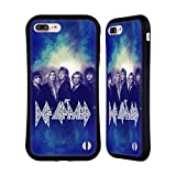 Official Def Leppard Hysteria Classic Photos Hybrid Case for Apple iPhone 7 Plus / iPhone 8 Plus