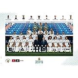 Grupo Erik editores gpe5182–Poster 2017/2018with Real Madrid Design Template, 61cm x 91.5cm