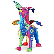 Disney Dante Alebrije Plush Figure - Coco Multi