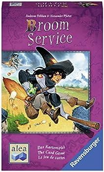 Ravensburger Broom Service The Card Game