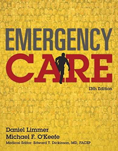 Emergency Care (13th Edition) (EMT) PDF