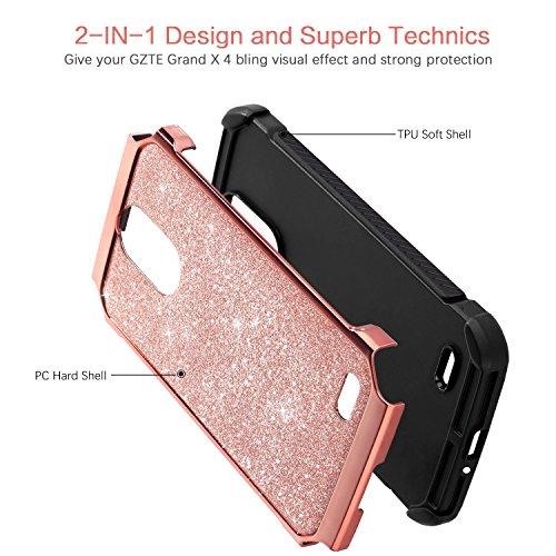 ZTE Grand X4 Case, ZTE Blade Spark Case,ZTE Grand X 4 Case