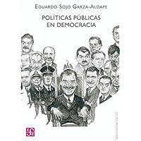 Politicas Publicas En Democracia, Portada puede variar
