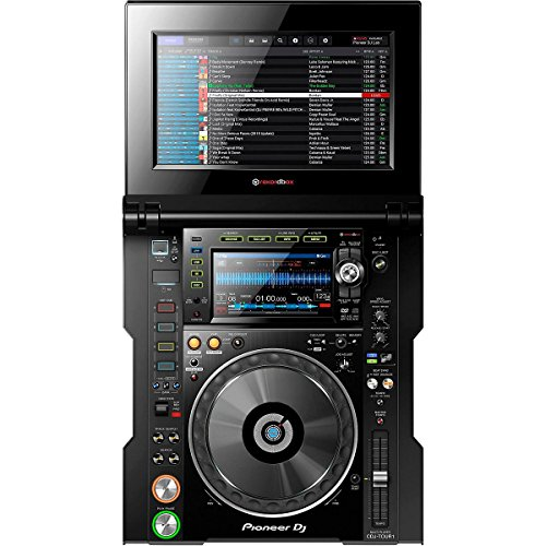 Cdj Player (Pioneer CDJ-TOUR1 TOUR System Multi-Player with Fold-out Touch screen)