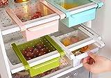 DYQ(4 PCS Per Set) Mini Food Saver Vegetable Bins Slide...
