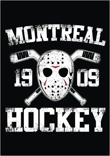 Montreal 1909 Hockey: Hockey Notebook & Personal Stats Tracker 100 Games por Dartan Creations Gratis