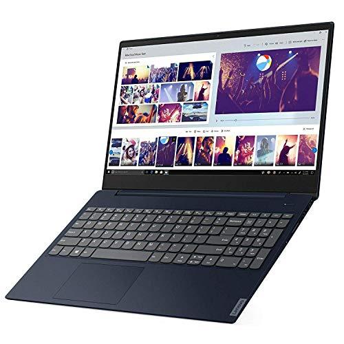 "2020 Lenovo Ideapad S340 15.6"" FHD Touchscreen Laptop Computer, 10th Gen Intel Quard-Core i7-1065G7, 8GB DDR4, 512GB PCIe SSD, Backlit Keyboard, Windows 10 + YZAKKA Accessories"