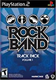 Rock Band Track Pack: Vol. 1 - PlayStation 2