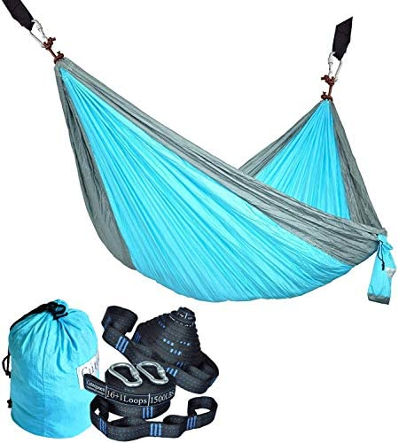 Cutequeen Trading Single Parachute Hammock product image