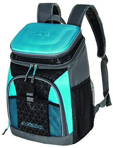 Igloo Backpack Sport Brights Black