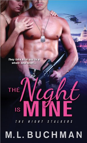 book cover of The Night Is Mine