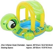 Flotador de Natación para Bebés con sombrilla ajustable Dibujos ...