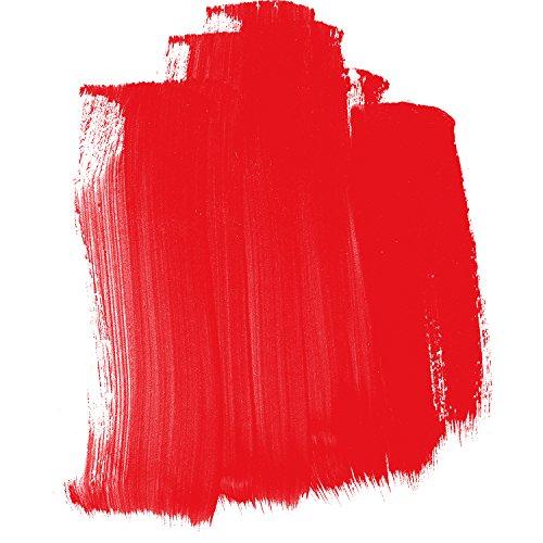 - Daler-Rowney System 3 Acrylic 150 ml Tube - Metallic Red