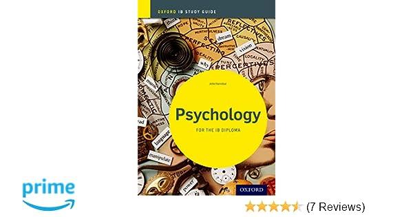amazon com ib psychology study guide oxford ib diploma program rh amazon com psychology study guide oxford ib diploma programme pdf ib psychology study guide oxford pdf