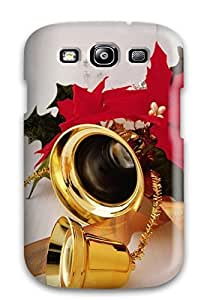For Craigmmons Galaxy Protective Case, High Quality For Galaxy S3 Christmas Holiday Christmas Skin Case Cover by lolosakes