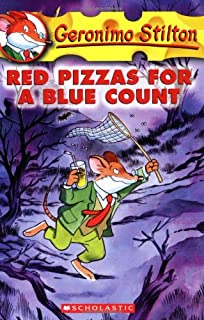 Amazon paws off cheddarface geronimo stilton no 6 red pizzas for a blue count geronimo stilton 7 fandeluxe Gallery