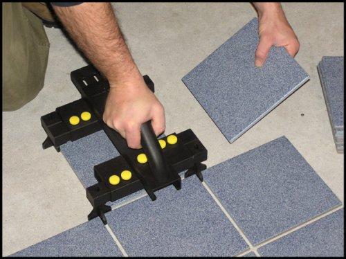PRAZI PR-4017 Set & Go Tile Setter for Easy Setting of Floor Tile