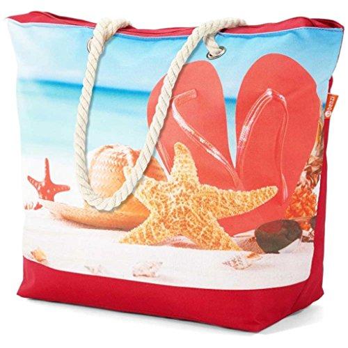 5 pour Sac Beach Sea Design femmes wqf8nXCnx