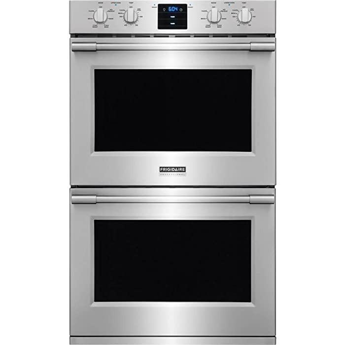"Frigidaire Professional 30"" Stainless Steel Double Electric Wall Oven"