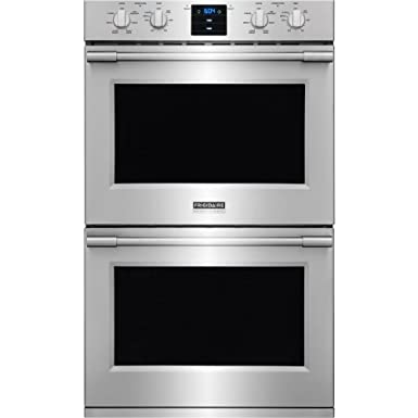 Frigidaire Professional 30 Stainless Steel Double Electric Wall Oven