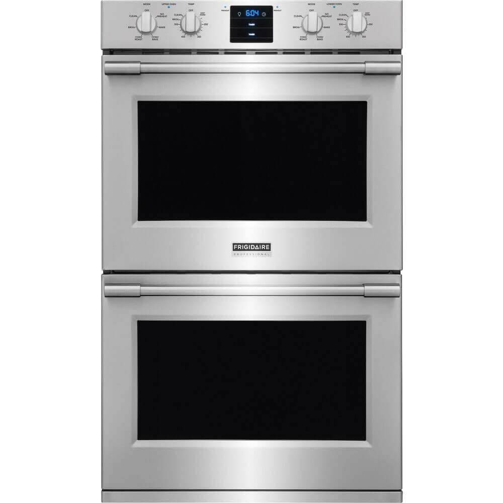 Frigidaire Professional 30'' Stainless Steel Double Electric Wall Oven