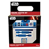 Vandor 99385 Star Wars 4 Piece Ceramic Coaster