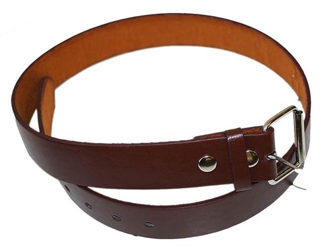 963b5f3003be1 Men's Fashion and Dress PU Belt 1.5