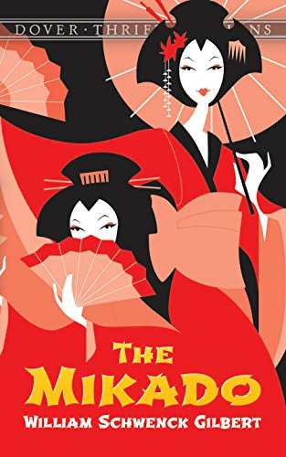The Mikado (Dover Thrift Editions) -