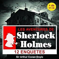 12 enquêtes de Sherlock Holmes - Les enquêtes de Sherlock Holmes