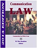 img - for Communication and the Law 2014 book / textbook / text book