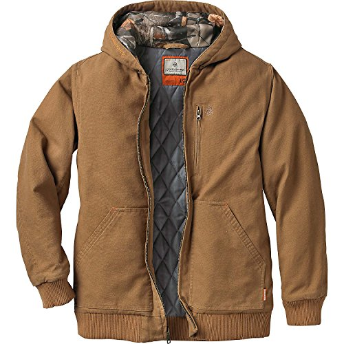 Legendary Whitetails Men's Coppersmith Canvas Jacket