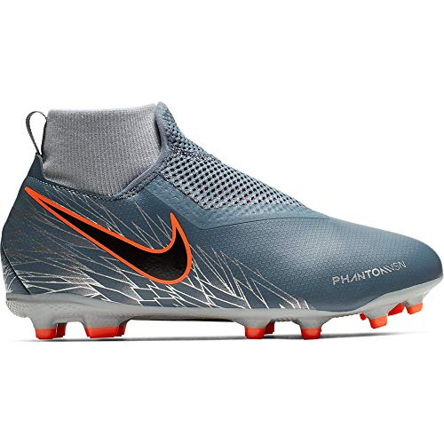 - Nike Youth Phantom Vision Academy Dynamic Fit Multi Ground Soccer Cleats (2 Little Kid M US)