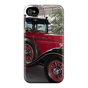 Fashionable JWw2701Hlrp Iphone 4/4s Case Cover For 32 33 Mercedes Benz Protective Case