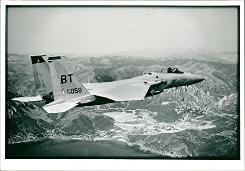 Vintage photo of Aircraft: F15 ()