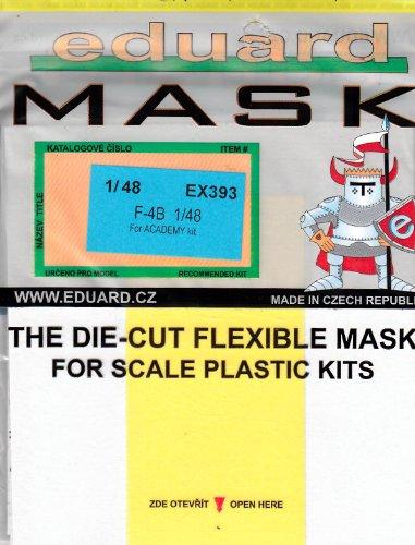1:48 Eduard Masks F4b Academy -  EDUEX393