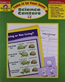 Science Centers, Grades 1-2, Evan-Moor, 1557999619