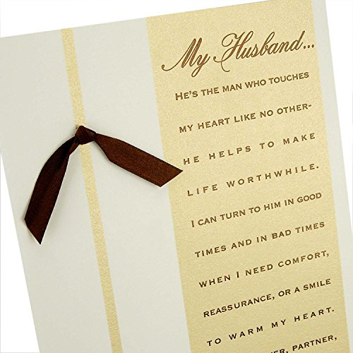 Hallmark Father's Day Greeting Card for Husband (Thank You) Photo #7