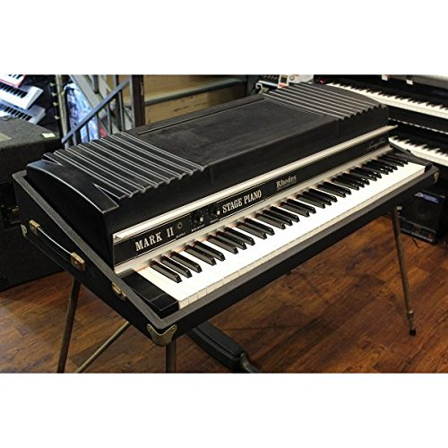 RHODES ローズ/STAGE PIANO MARK-II 73鍵モデル 1983/Plastic-keys B07DXJ57BJ
