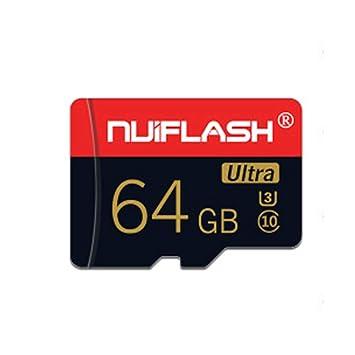 ZHH Tarjeta TF de Alta Velocidad de 128 GB, Tarjeta de ...