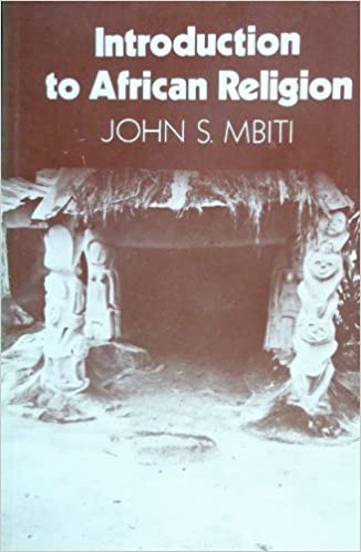 Amazon.com: Introduction to African religion (African Writers)  (9780435940010): Mbiti, John S: Books
