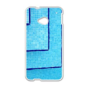 Swimming Pool Hight Quality Case for HTC M7