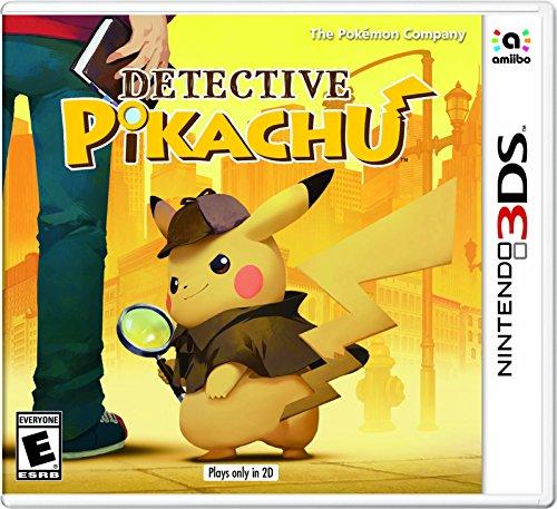 Detective Pikachu - Nintendo -