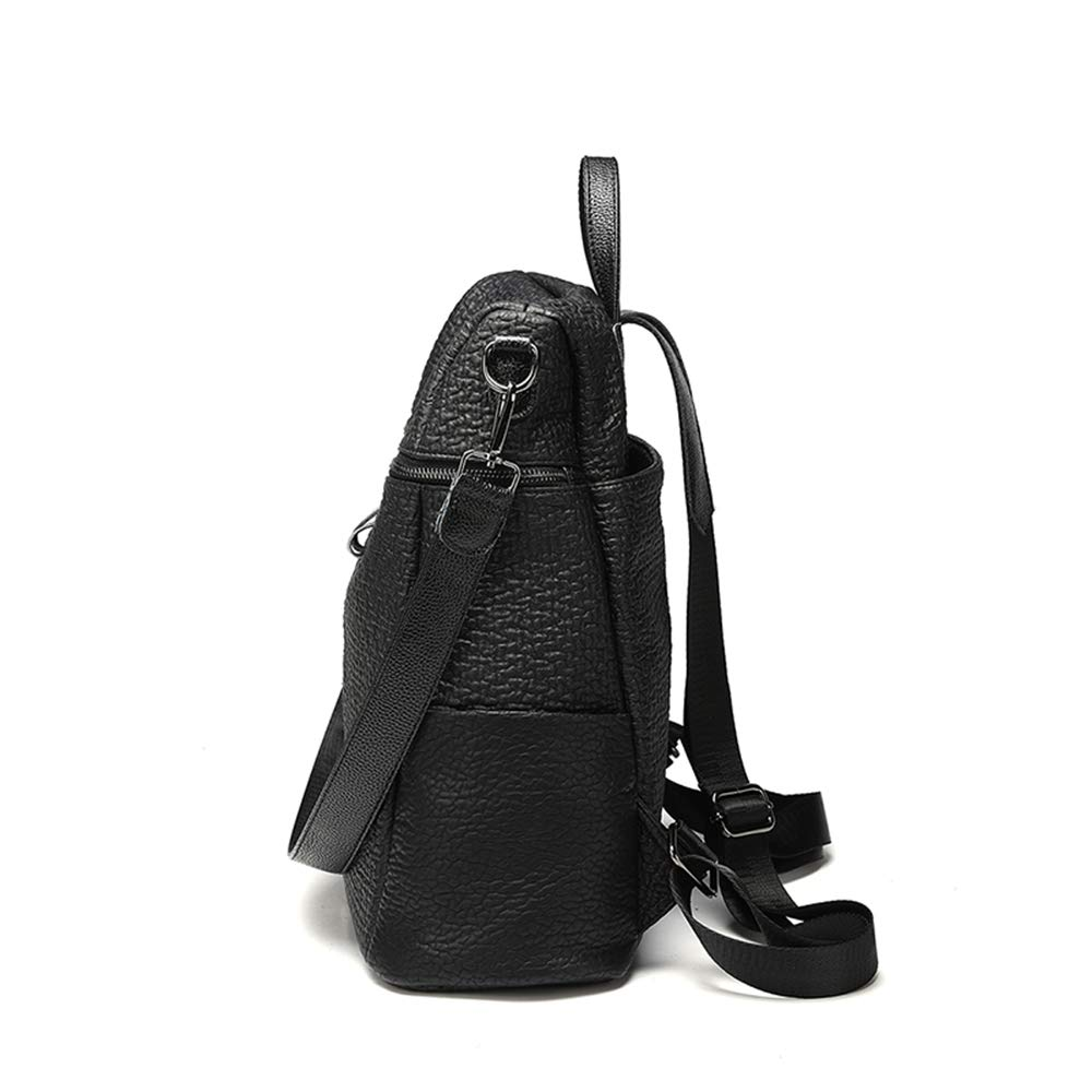 Kaoko Convertible Backpack Purse for Women, Anti-Theft Purse Backpack Leather Shoulder Bags for Laptop