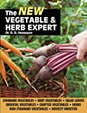The New Vegetable & Herb Expert