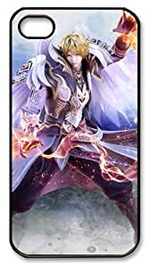 LZHCASE Personalized Protective Case for iphone 4/4s - Video Games Aion