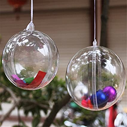 Details about  /Supplies Crafts Drop Pendant Xmas Hanging Christmas Tree Decoration Ball Bauble